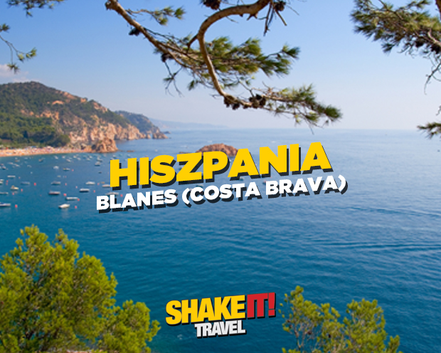 Hiszpania Blanes