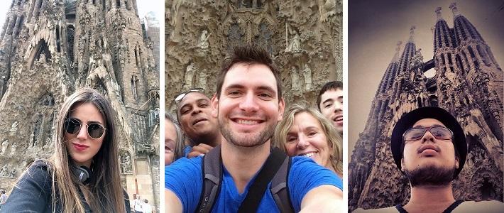 selfie_sagrada
