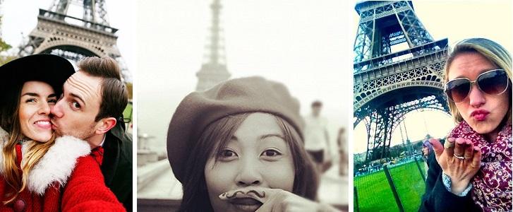 selfie_EiffelTower